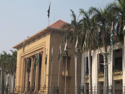 پٹرولیم مصنوعات کی قیمتوں میں حالیہ اضافے کے خلاف پنجاب اسمبلی میں قرارداد جمع کرادی گئی۔