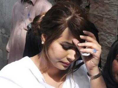 کراچی: ماڈل گرل ایان علی کا نام ای سی ایل سے نکالنے پرہائی کورٹ کا بینچ تقسیم