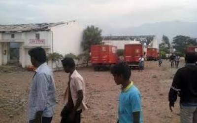 بھارتی ریاست تامل ناڈوکے شہر ترچی میں پٹاخے بنانے والی ایک فیکٹری میں دھماکے سے 5 افراد ہلاک