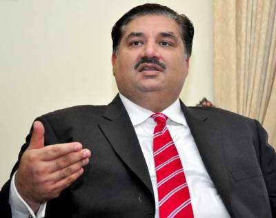 وزیر تجارت خرم دستگیر نے تحریک انصاف کو عدالت میں ثبوت لانے کا چیلنج کر دیا