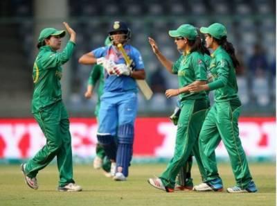 بھارتی ویمن ٹیم نے پاکستان کو شکست دیکر ایشیا کپ ٹی ٹوئنٹی کا فائنل جیت لیا،