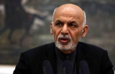 افغان صدر بھی بھارتی وزیراعظم کی زبان بولنے لگے