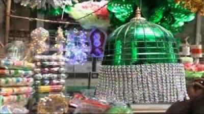 ربيع الاول کا چاند نظر آتے ہی عاشقان رسولؐ نے آقائے دوجہاں حضرت محمد مصطفیٰ صلی اللہ عليہ وآلہ وسلم کا جشن ولادت منانے کی تيارياں شروع کر دی ہیں