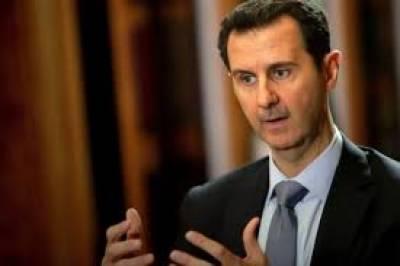 شامی صدر بشار الاسد نے باغیوں کی جانب سے جنگ بندی کی پیشکش کو مسترد کردیا ہے