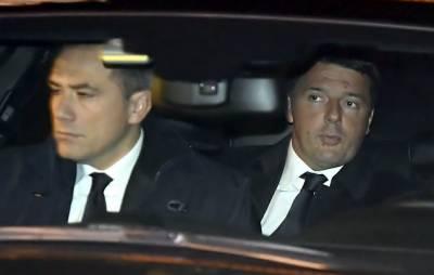 اطالوی وزیر اعظم ماٹیو رینزی نے باضابطہ طور پر اپنے عہدے سے استعفی دے دیا