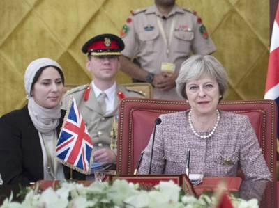 برطانیہ ایران کی طرف سے درپیش خطرات کا مکمل ادراک رکھتا ہے۔ تھریسا مے