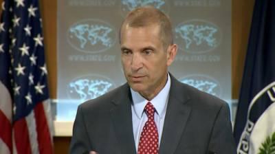 امریکا نے پی آئی اے کےطیارے کی تباہی میں جانی نقصان پر تعزیت کا اظہار کیاہے