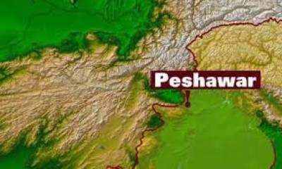 پشاور میں ایبٹ آباد طیارے حادثے میں جاں بحق ہونیوالے افراد کی غائبانہ نماز جنازہ ادا کی گئی