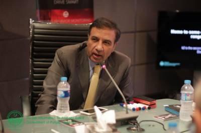 چیئرمین پی آئی اے اعظم سہگل نے اپنےعہدے سے استعفے دے دیا
