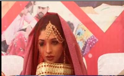 لاہور میں منہاج ویلفیئرفاونڈیشن کے زیراہتمام25 جوڑوں کی شادی کی اجتماعی تقریب کا انعقاد کیا گیا