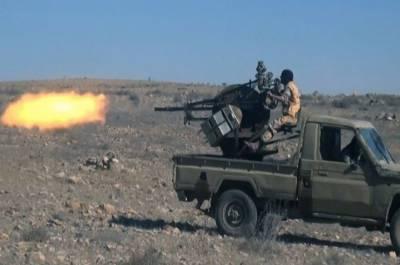 تدمر پر قبضے کے بعد داعش نے روس اور شامی فوج کے چھوڑے گئے فضائی دفاعی نظام پرقبضہ کرلیا تھا۔ جنرل سٹیفن ٹانسنڈ