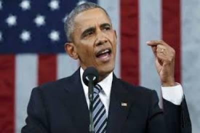امریکی صدر باراک اوباما نے انتخابات میں مبینہ مداخلت کرنے پر روس کیخلاف کارروائی کا اعلان کردیا