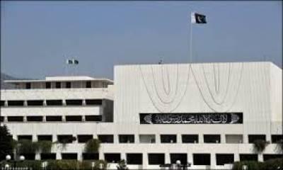 قومی اسمبلی کی کارکردگی سےمتعلق فافن کی رپورٹ جاری کردی گئی،قومی اسمبلی نے36 اجلاسوں میں اٹھاسی بل پاس کیے