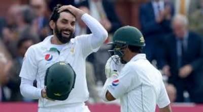 آسٹریلیا کے خلاف ٹیل اینڈز نے شاندار پرفارمنس دی، ٹیم پاکستان کبھی بھی سب کو حیران کر سکتی ہے: مصباح الحق