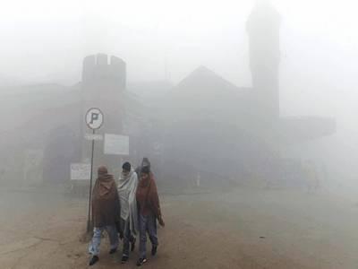 آئندہ چوبیس گھنٹے کے دوران ملک کے اکثر علاقوں میں موسم سرد اور خشک رہے گا