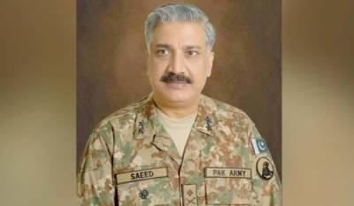میجر جنرل محمد سعید نے ڈی جی رینجرز سندھ کا عہدہ سنبھال لیا ہے،لیفٹیننٹ جنرل بلال اکبرنےچارج میجر جنرل محمد سعید کے سپرد کیا