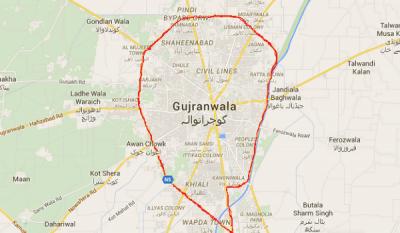گوجرانوالہ کے پرائیویٹ سکول میں چھٹی جماعت کے طالب علم نے کلاس میں خود کو گولی مار لی