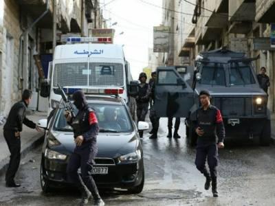 اردن: مسلح افراد نے 4پولیس اہلکاروں کو گولی مار کر ہلاک کر دیا۔