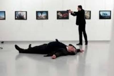ترکی میں روسی سفیر کی ہلاکت کے بعد ماسکو میں روسی سفارتکار کو گھر میں گولیاں مار کر ہلاک کردیا گیا