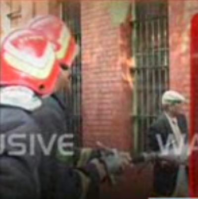 ملتان کی ضلع کچہری کے لینڈ آفس میں لگنے والی آگ پر قابو پالیا گیا