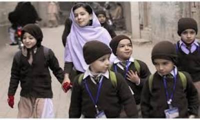 پنجاب حکومت اور پاکستان پرائیوٹ سکولز فیڈریشن نے تعلیمی اداروں میں موسم سرما کی تعطیلات کا اعلان کردیا