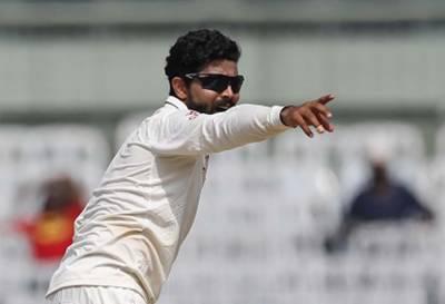 بھارت کے آل راونڈر روندرا جدیجہ نے ٹیسٹ کرکٹ میں نئی تاریخ رقم کر دی۔