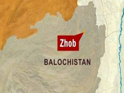 ژوب: مسلح افراد کی فائرنگ سے ایف سی کا نوجوان جاں بحق، دو ملزمان دھر لئے گئے۔
