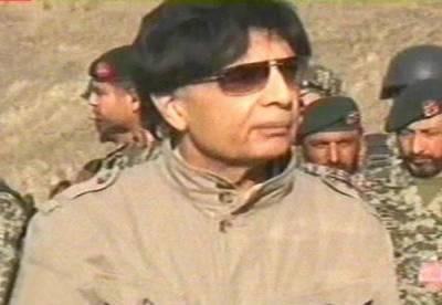 پاکستان میں اب دہشت گردوں کا کوئی نیٹ ورک نہیں۔ چوہدری نثار