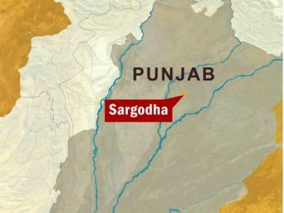 سرگودھا میں گیس سلنڈر پھٹنے سے 8 افراد زخمی