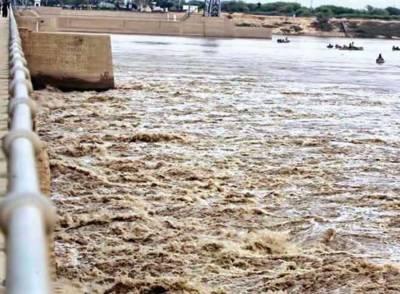 بھارت نے سندھ طاس معاہدہ کی خلاف ورزی کرتے ہوئے دریائے جہلم کاپانی روک لیا۔
