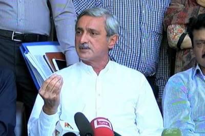 الیکشن میں پیسے کا استعمال اور وفاداریاں خریدنا ن لیگ کی سیاست ہے۔ پنجاب میں آئندہ حکومت پی ٹی آئی کی ہوگی: جہانگیر ترین