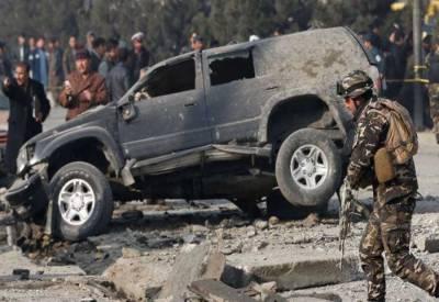 افغانستان: رکن پارلیمنٹ گاڑی حملے میں زخمی،محافظ ہلاک
