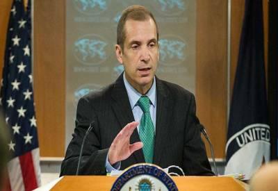 امریکہ کے دولتِ اسلامیہ کی مدد کرنے کا ترک صدر کا الزام مضحکہ خیز ہے۔ امریکی محکمہ خارجہ