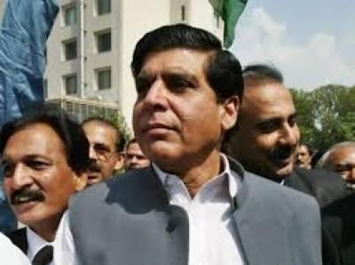 اگر پیپلز پارٹی کے کسی بھی وزیر پر کرپشن کے الزامات ہیں تو ہم احتساب کیلئے تیار ہیں:راجا پرویز اشرف