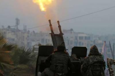 شامی باغیوں کو اسلحے کی فراہمی امریکہ کا مخاصمانہ عمل ہے۔ روس