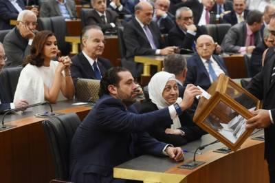 لبنانی پارلیمنٹ نے نئی مخلوط حکومت کی توثیق کردی