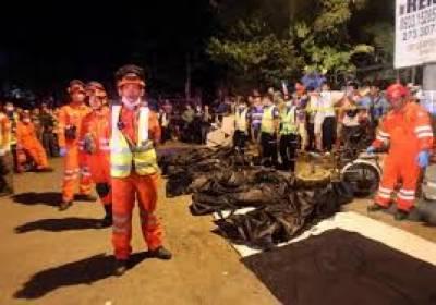 فلپائن میں باکسنگ میچ کے دوران دو بم دھماکوں میں 10 افراد ہلاک اور20 زخمی ہوگئے