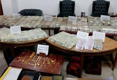 مصر15 کروڑ پاونڈ رشوت بٹورنے والا سرکاری افسر گرفتار