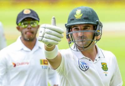 جنوبی افریقہ کی سری لنکا کے خلاف پہلے ٹیسٹ میچ پرگرفت مضبوط،432 رنز کی برتری حاصل کرلی۔