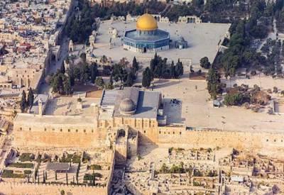 مسجد الاقصی کے بارے میں صیہونیوں کا دعوی جھوٹا ہے۔ یہودی گروہ