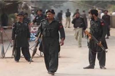 کی پی پولیس نے پشاور میں جرائم کیخلاف کارکردگی رپورٹ جاری کردی