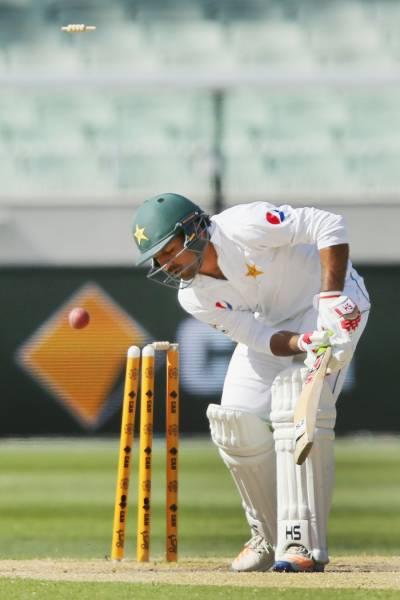 پاکستان بلے باز یا دھوکے باز،اظہر کی ڈبل سنچری کام آئی نہ سہیل خان کی جارحانہ بیٹنگ
