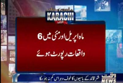 Karachi Bhata Khori report of 2016