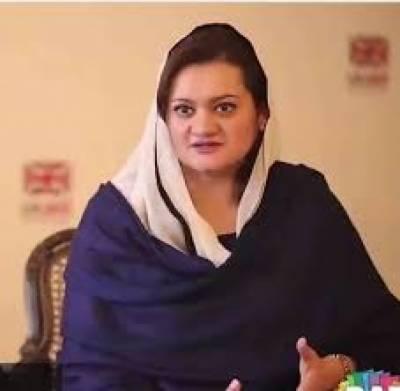 پوری دنیا کو پاکستان کی ترقی نظر آتی ہے سوائے عمران خان کے: مریم اورنگزیب