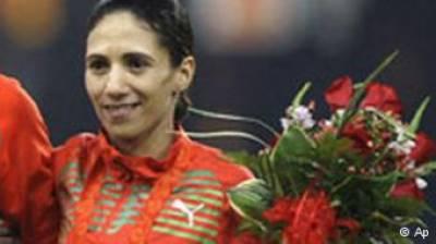 کینیا کی خاتون ایتھلیٹ جمائما سم گونگ نے سینٹ سلویسٹر میراتھن ریس جیت لی