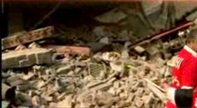 لاہور کے علاقے شادباغ میں فیکٹری میں سلنڈر دھماکے اور چھت گرنے سے چھ افراد زخمی ہو گئے