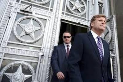ملک بدرکیےگئے35روسی سفارتکاروں نے امریکہ چھوڑ دیا