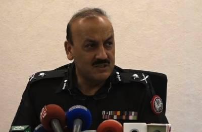 آئی جی سندھ کی تبدیلی کی خبریں دم توڑ گئیں اے ڈی خواجہ کراچی میں ہونے والی اپیکس کمیٹی کے اجلاس میں شریک ہوئے وہ کل سے دوبارہ آئی جی سندھ کا عہدہ سنبھالیں گے