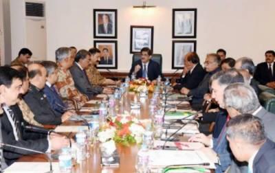وزیراعلیٰ سندھ سید مراد علی شاہ کی زیر صدارت سندھ اپیکس کمیٹی کا اٹھارہواں اجلاس