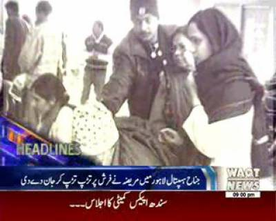 Waqtnews Headlines 09:00 PM 01 January 2017